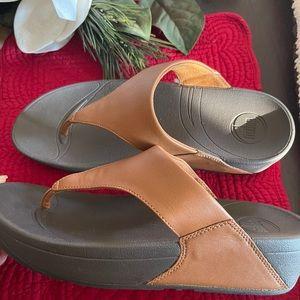 Firflop wedge sandals.